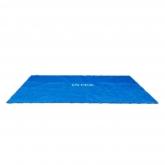 Coberta Solar Intex para piscinas retangulares 549x274 cm