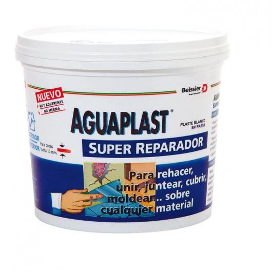 Masilla Aguaplast super reparador 1 kg