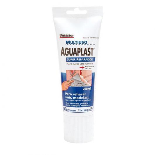 Masilla en tubo Aguaplast super reparador 200 ml