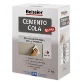 Cimento cola para cerâmica Beissier, 2 kg