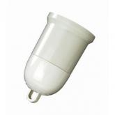 Douille provisoire pour travaux Duolec blanc