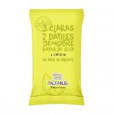 Barrita energética limão, goji e gengibre, Paleobull, 55 g