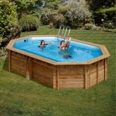 Granada Oval Pool Gren 436 x 336 x 119 cm