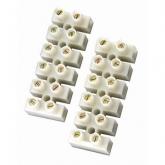 Regleta conexión de 12 polos 6 mm Duolec
