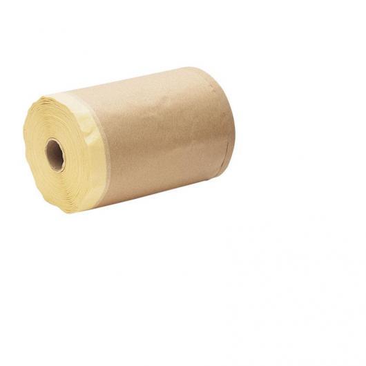 Bande adhésive avec papier Krepp lisse 20 m x 30 cm Miarco
