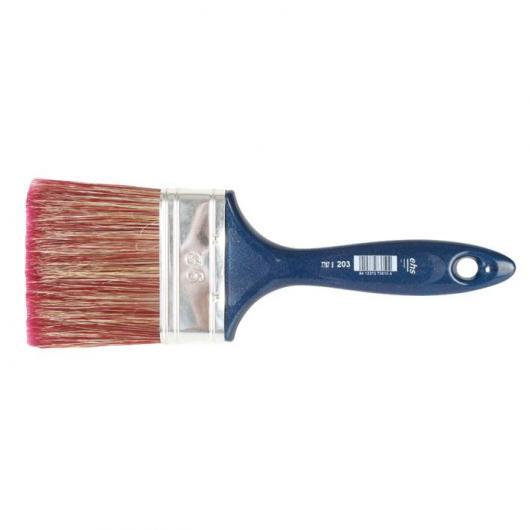 Pennello da pittura in polipropileno blu Nº36