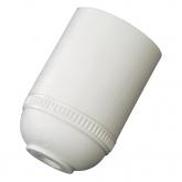 Soquete rosca E-27 4 A 250 V Branco Duolec