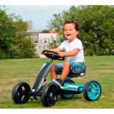 Quad infantil a pedais Berg Buzzy Modelo Racing Masgames