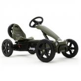 Carro infantil a pedais Berg Modelo Jeep ® Adventure Masgames