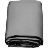 Toldo para piscina redonda de madeira composta Ø 410 x 124 cm
