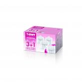 Pack 3+1 Filtros com magnésio, BWT