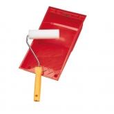 Recipiente di pittura e rullo acrilico 11 cm EHS