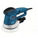 Lijadora excéntrica profesional Bosch GEX 340 W 150 mm