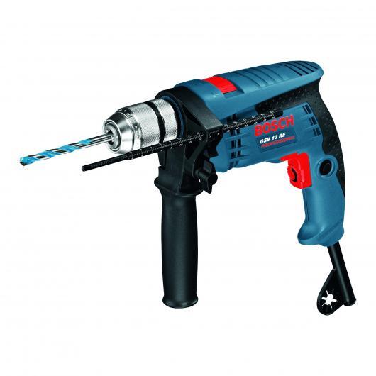 Taladro percutor profesional Bosch GSB 13 RE 600 W