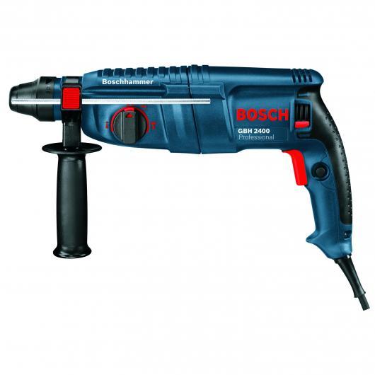 Perforateur professionnel Bosch GBH 2400 avec mallette