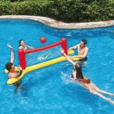 Set voleibol insuflável para piscina