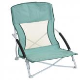 Cadeira de aço desdobrável de diferentes cores