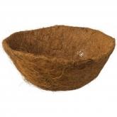 Forro de coco para cestos semi-redondos