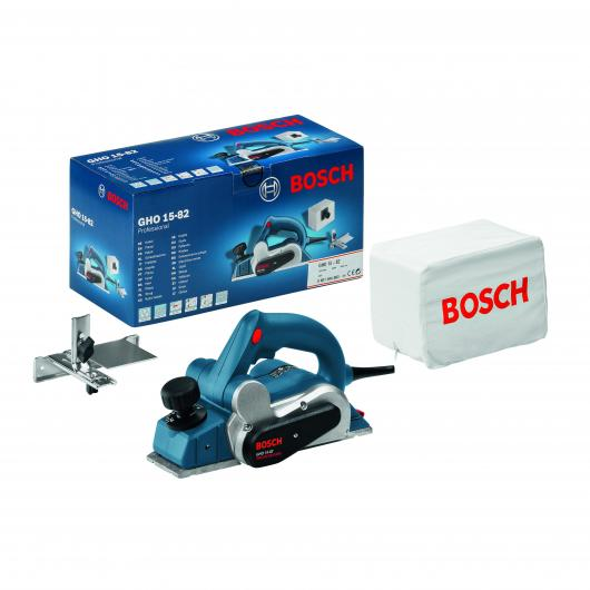 Pialletto elettrico professionale Bosch GHO 600 W 15-82 mm