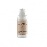 Maquillaje fluido Soft Cream light beige Sante 30ml