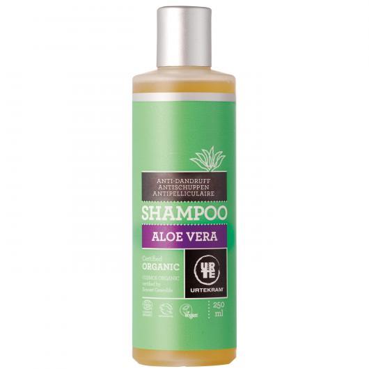 Shampooing antipelliculaire à l'aloe vera Urtekram, 250 ml