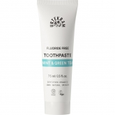 Urtekram mint & green tea toothpaste 75ml
