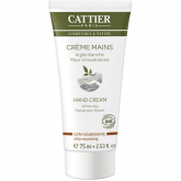 Cattier ultra-nourishing white clay hand cream 75ml
