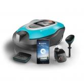Set Smart System Robot corta-relvas + programador + sensor, Gardena