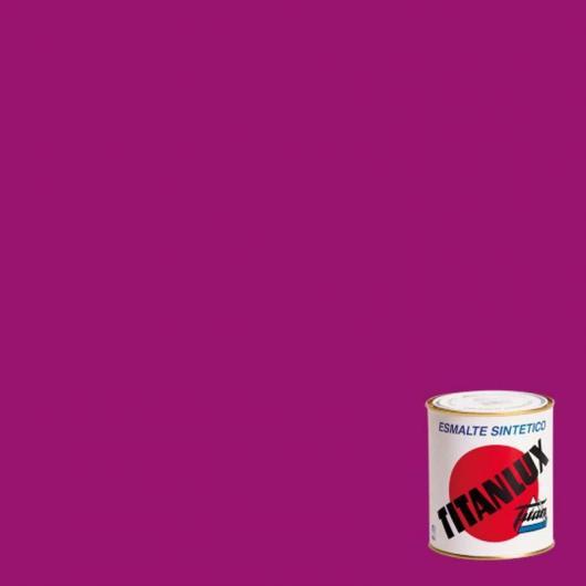 Esmalte sintético brillante Titanlux MAGENTA 750 ml
