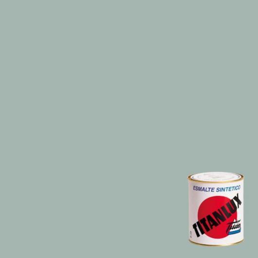 Peinture synthétique brillant Titanlux ARGENT 750 ml