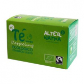 Chá verde Darjeeling BIO Alternativa3, 20 saquetas, 1,5g
