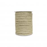 Corda de sisal natural 10mm, 15m