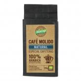 Café moído 100% arábica Biocop, 250 g