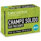 Shampoo BIO per capelli secchi e fragili Lino, Jojoba e Arancia Biocenter 500 ml