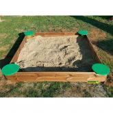 Caixa de areia infantil Deluxe