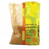 Farinha de alfarroba light bio Biospirit, 250 gr