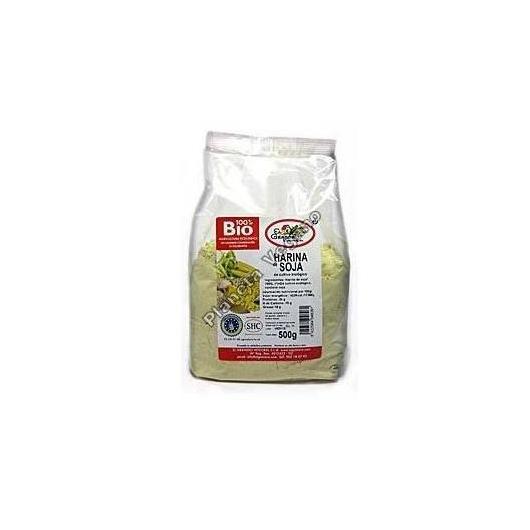 Farina di soia bio 500 g El Granero Integral