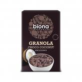 Muesli Croccante Choco e Coco Biona 375g