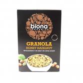 Muesli croccante di Miele e Nocciola Biona 375g