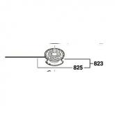 Bobina de substituição para aparador de relva ART23 SL Bosch