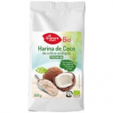 Farina di cocco El Granero Integral 500 g