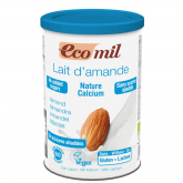 EcoMil powdered almond milk with calcium 400g