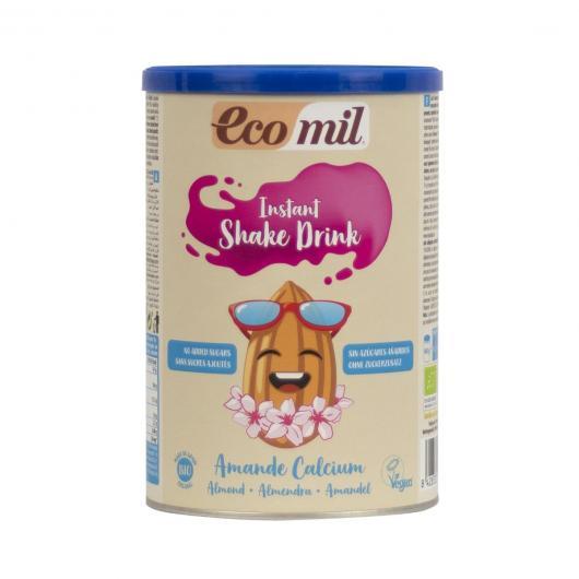 Leche de almendra con calcio en polvo EcoMil, 400 g