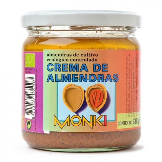 Crème d'amandes grillées Monki