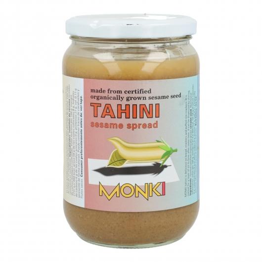 Tahin tostato senza sale bio Monki, 650gr