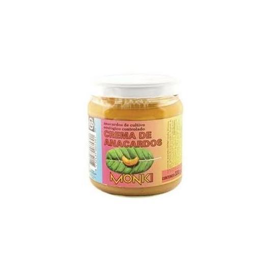 Crema de anarcados bio Monki, 330 g