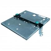 Wolfcraft 6197000 - 1 mesa de sierra de calar (CE) 320 x 300 mm