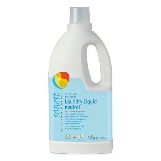 Detergente liquido neutro per vestiti Sonett, 2L