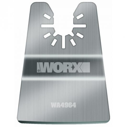 Spatule rigide Worx pour outils multifonctions