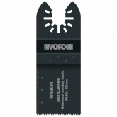 Folha de serra Worx universal Bi-Metal 35 mm